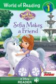 Book Cover Image. Title: Sofia Makes a Friend (World of Reading Series:  Pre-Level 1), Author: Catherine Hapka