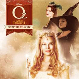 The Witches of Oz (Oz: The Great and Powerful)