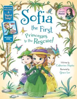Sofia the First Princesses to the Rescue!: Purchase Includes a Digital Song!