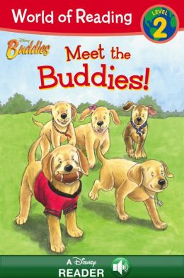World of Reading Disney Buddies: Meet the Buddies