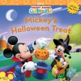Book Cover Image. Title: Mickey's Halloween Treat, Author: Thea Feldman
