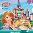 Book Cover Image. Title: Sofia the First Read-Along Storybook:  Once Upon a Princess, Author: Disney Book Group