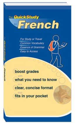 QuickStudy for French