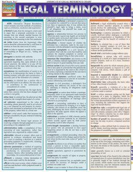 Legal Terminology