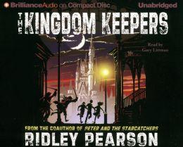 Disney after Dark (Kingdom Keepers Series #1)