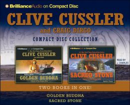 Clive Cussler CD Collection: Golden Buddha and Sacred Stone