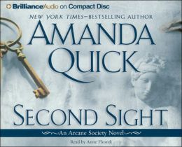 Second Sight (Arcane Society Series #1)