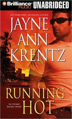 Running Hot (Arcane Society Series #5)