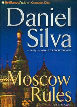 Moscow Rules (Gabriel Allon Series #8)