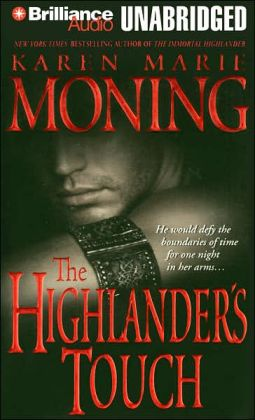 Highlander's Touch (Highlander Series #3)