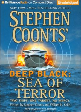 Sea of Terror (Deep Black Series #8)