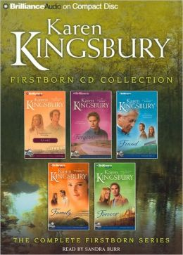Karen Kingsbury Firstborn CD Collection: Fame, Forgiven, Found, Family, Forever