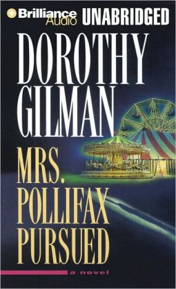 Mrs. Pollifax Pursued (Mrs. Pollifax Series #11)
