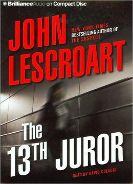 The 13th Juror (Dismas Hardy Series #4)