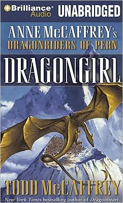 Dragongirl: Anne McCaffrey's Dragonriders of Pern