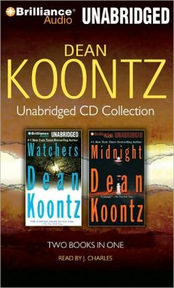 Dean Koontz Unabridged CD Collection: Watchers, Midnight
