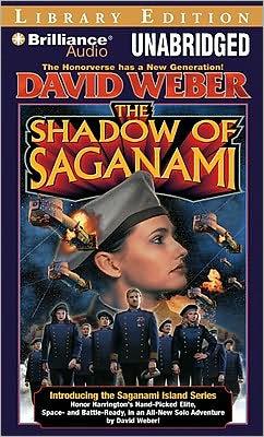 The Shadow of Saganami (Disciples of Honor Series #2)