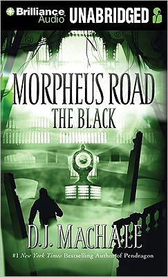 The Black (Morpheus Road Series #2)