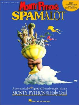 Monty Python's Spamalot: Piano/Vocal Selections