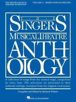 Singer's Musical Theatre Anthology: Mezzo-Soprano - Belter