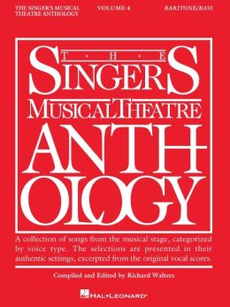The Singer's Musical Theatre Anthology: Baritone/Base