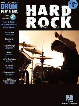 Hard Rock: Drum Play-Along Volume 3