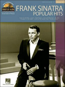 Frank Sinatra - Popular Hits: Piano Play-Along Volume 44