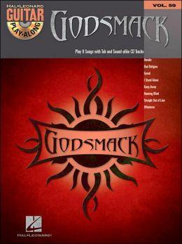 Godsmack: Guitar Play-Along Volume 59