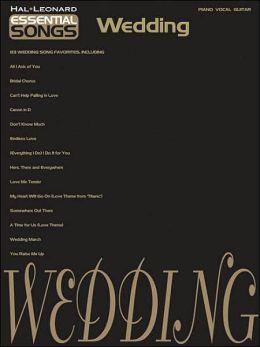 Essential Songs - Wedding