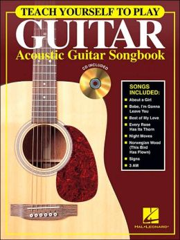 Teach Yourself to Play Guitar: Acoustic Guitar Songbook