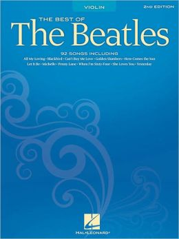 The Best of the Beatles - Violin