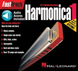 FastTrack Mini Harmonica Method