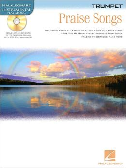Praise Songs - Instrumental Play-along Pack: Trumpet