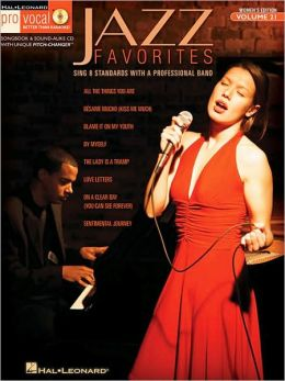 Jazz Favorites for Female Singers: Pro Vocal Series