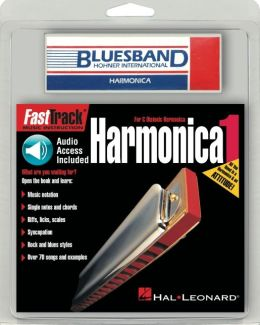 Fasttrack Music Instruction: For C Diatonic Harmonica 1