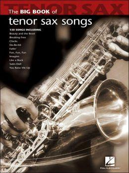 Tenor Sax Songs