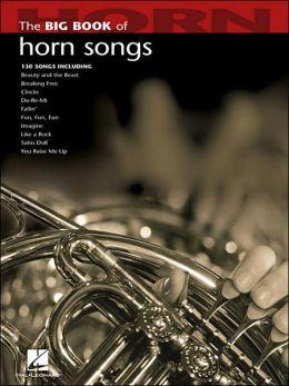 Big Book of Horn Songs