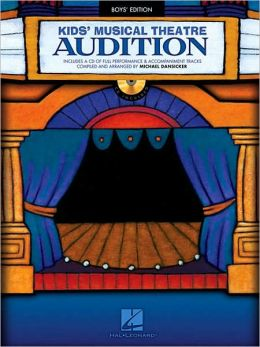 Kid's Theatre Audition Songs - Boys Edition