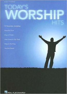 Today's Worship Hits: Easy Piano