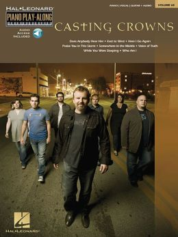 Casting Crowns: Piano Play-along Series Volume 65 w/CD
