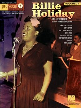 Billie Holiday [With CD (Audio)]