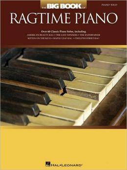 Big Book of Ragtime Piano