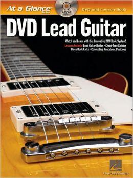 Lead Guitar: DVD/Book Pack