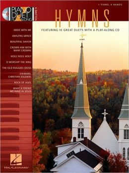 Hymns: Piano Duet Play-Along Volume 9