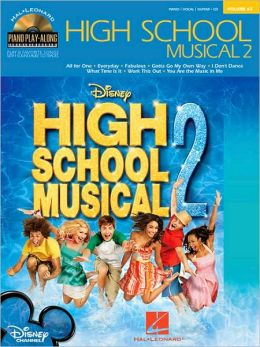 High School Musical 2: Piano Play-Along