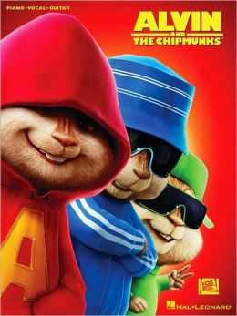 Alvin and the Chipmunks - Piano/Vocal/Guitar