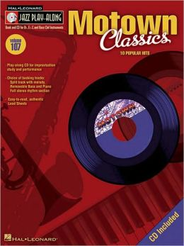 Motown Classics - Jazz Play-Along
