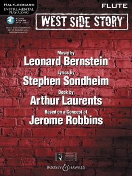 West Side Story for Flute: Instrumental Play-Along Book/CD Pack