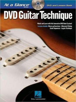 Guitar Technique: DVD/Book Pack