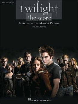 Twilight - the Score: Easy Piano Solo